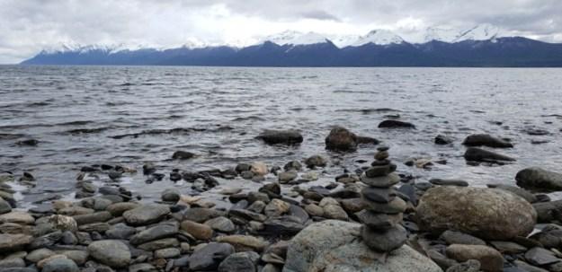 lago fagnano expedicao 4x4 ushuaia