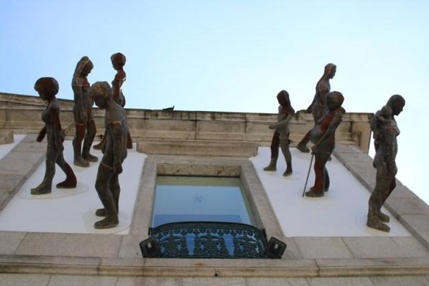 estatuas rua santa catarina o que fazer em porto
