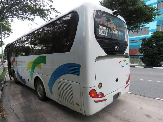 ônibus clickbus é confiável