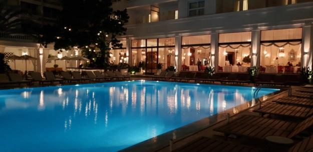 piscina noturna diária no copacabana palace