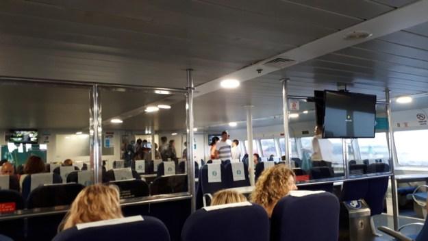 interior ferry mallorca espanha