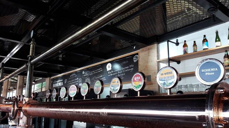 o que fazer em petrópolis cervejaria