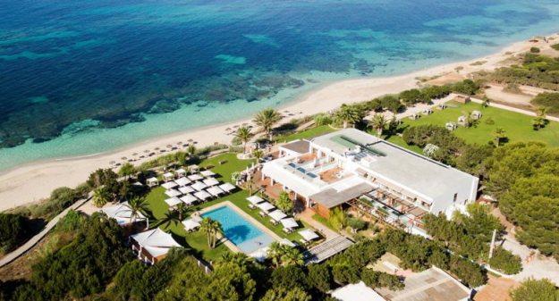 Gecko Hotel ilha de formentera