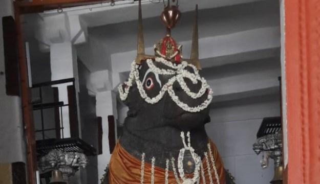 Bull Temple o que fazer em bangalore
