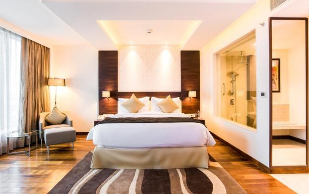 Hotel Howard Johnson bangalore