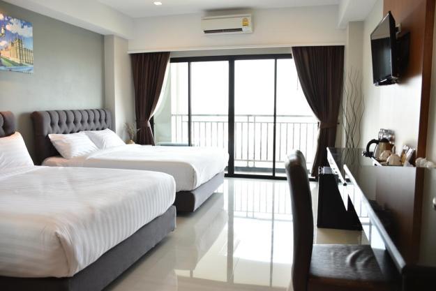 hotel golden foyer onde ficar em bangkok