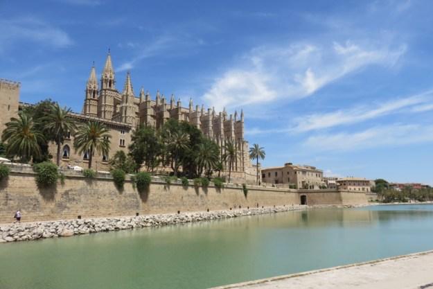 catedral mallorca ilhas baleares