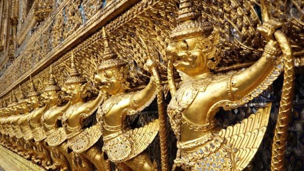 templo buda de esmeraldo bangkok