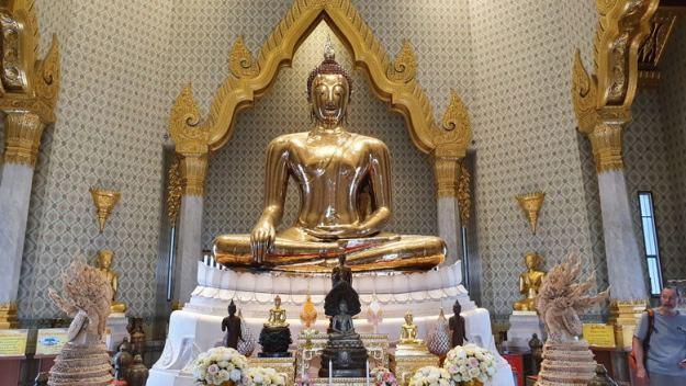buda de ouro o que fazer em bangkok