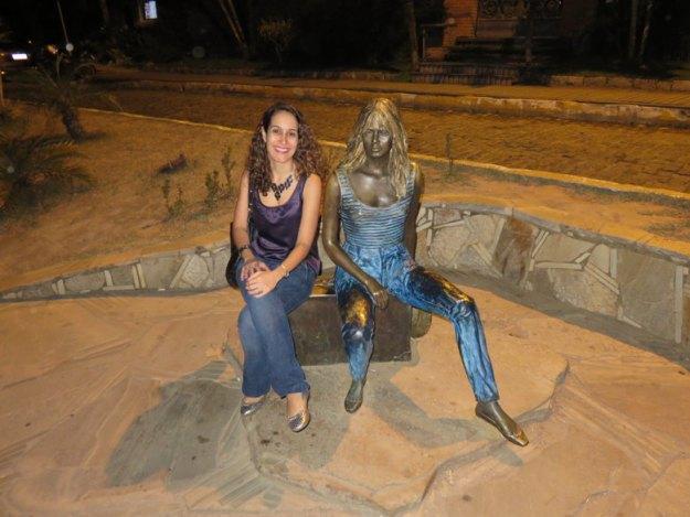estatua brigite bardot o que fazer em Búzios