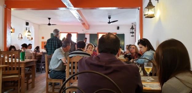 restaurante dona xica onde comer em tiradentes