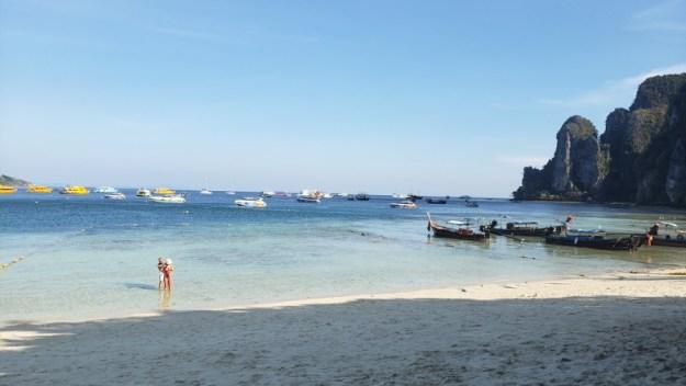 onde ficar em phi phi nice beach