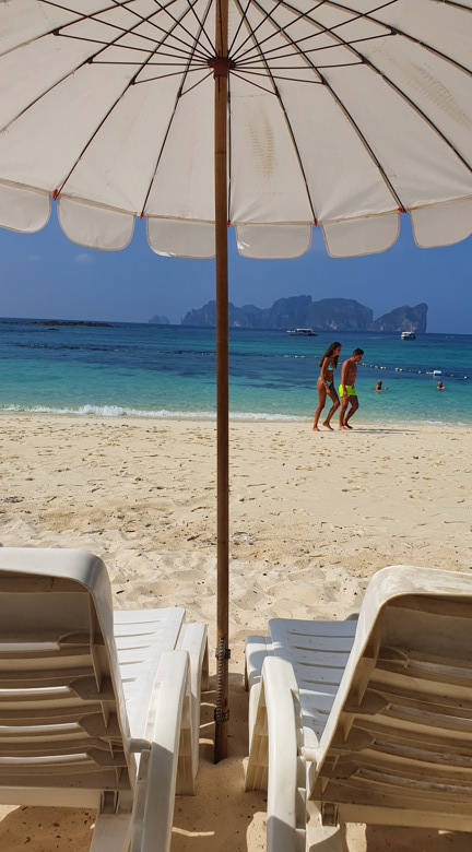 praia phi phi the beach resort