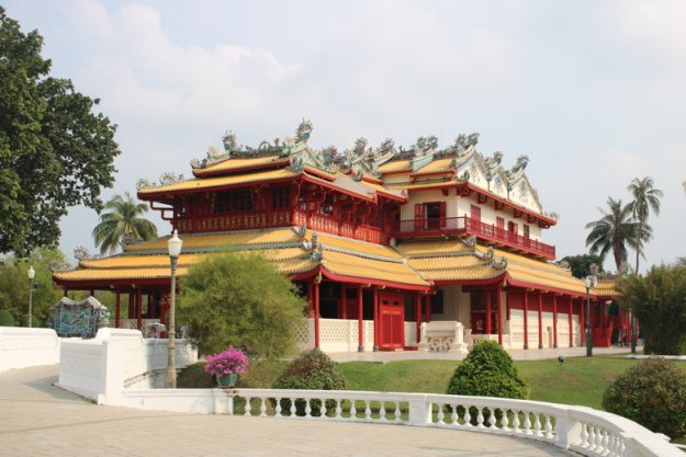 bang pa-in palace mansão
