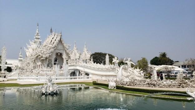 templo branco chiang rai