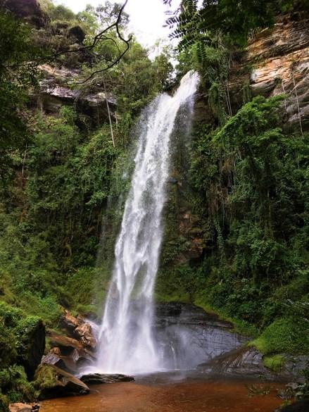 o que fazer em ibitipoca cachoeira do arco iris