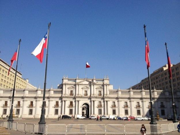 palacio de la moneda países abertos para brasileiros