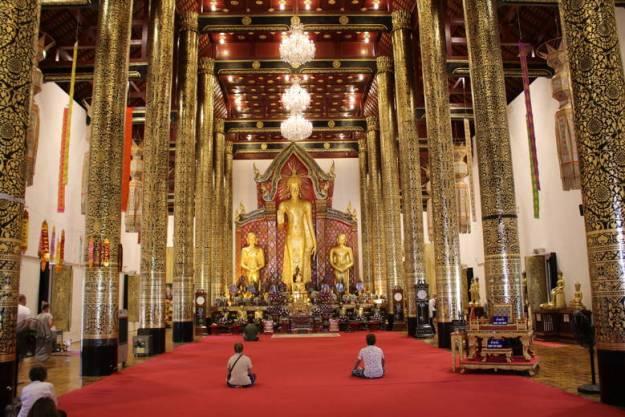 templo tailândia países abertos para brasileiros