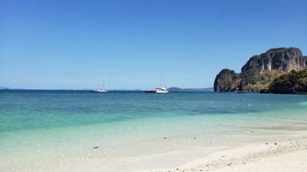 chicken island railay beach