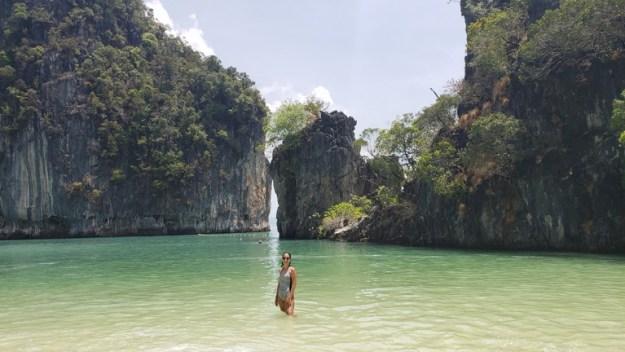 railay beach hong island