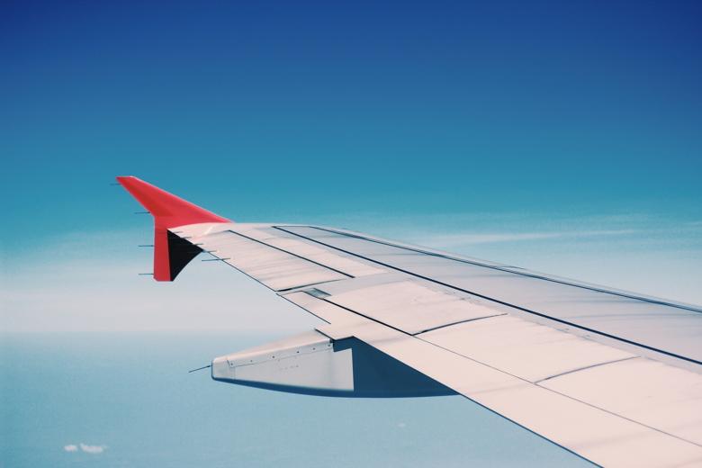seguro viagem no brasil foto avião