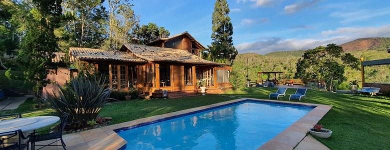 18 casas de temporada incríveis no Airbnb no RJ