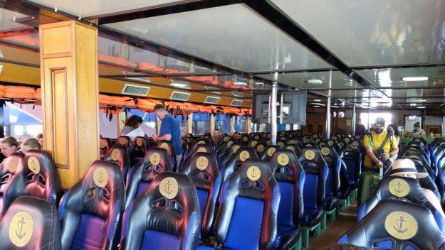como se locomover na tailandia ferry