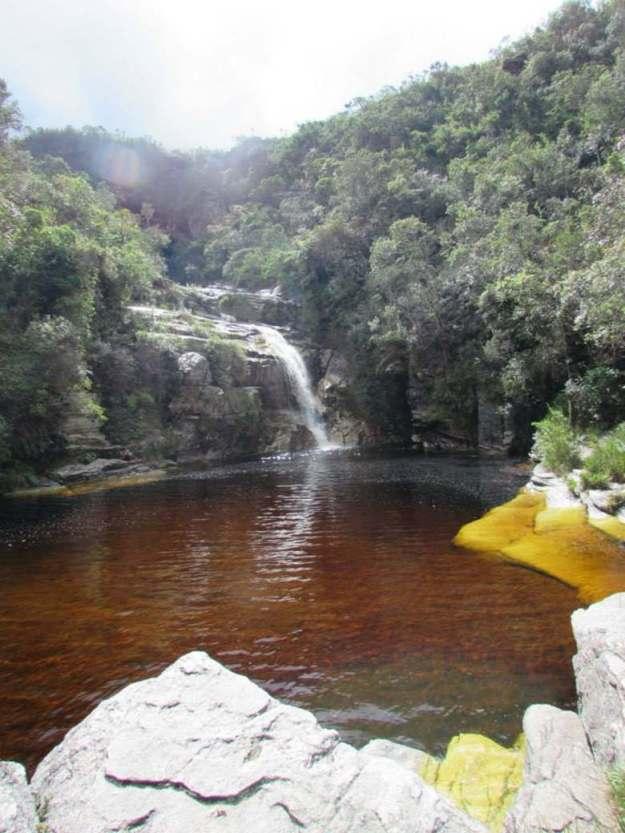 cachoeira dos macacos o que fazer em ibitipoca