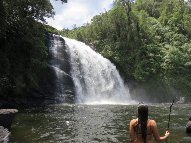 o que fazer em bananal cachoeira bracui