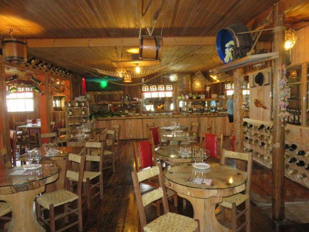 restaurantes em cambará do sul galeteria o casarão