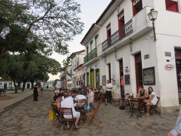restaurantes centro histórico de paraty