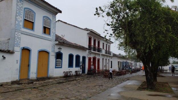 casario centro histórico de paraty
