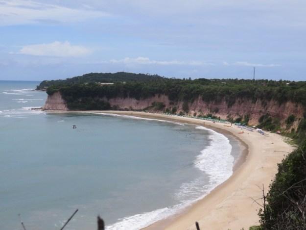 o que fazer em pipa praia dos golfinhos vista santuario
