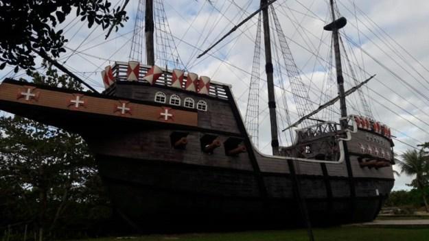 o que fazer em porto seguro memorial da epopeia do descobrimento