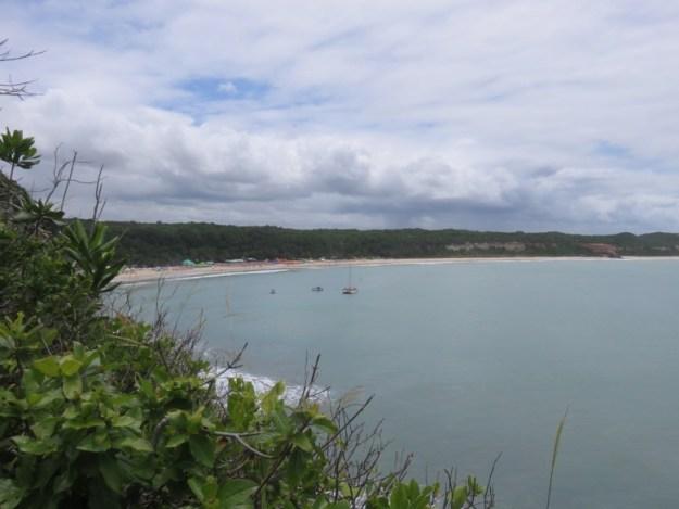 onde ficar em pipa praia do madeiro vista santuario