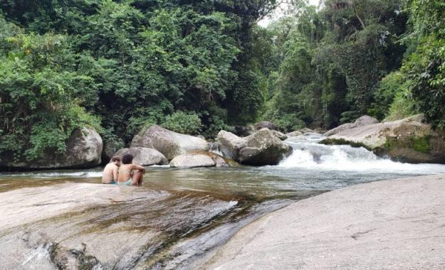 poço jamaica cachoeiras em paraty