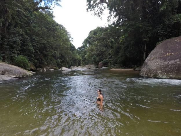 cachoeiras em paraty poço jamaica