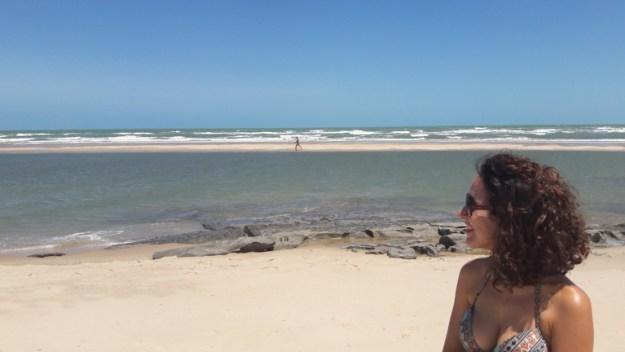 praia águas belas lugares para viajar no nordeste