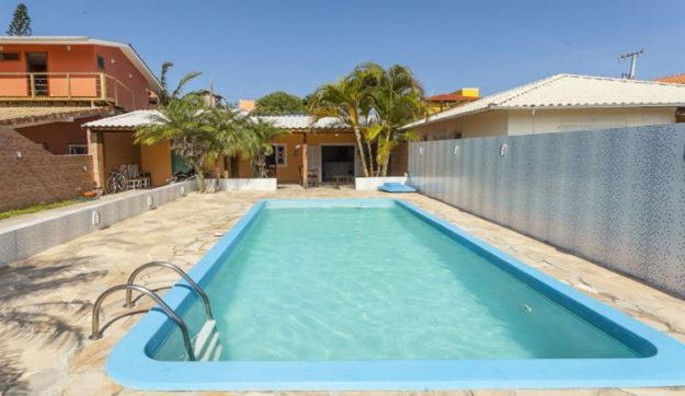 casa com piscina casas para temporada em florianópolis