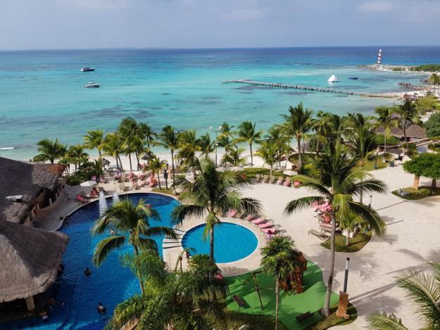 praia cancun seguro viagem méxico