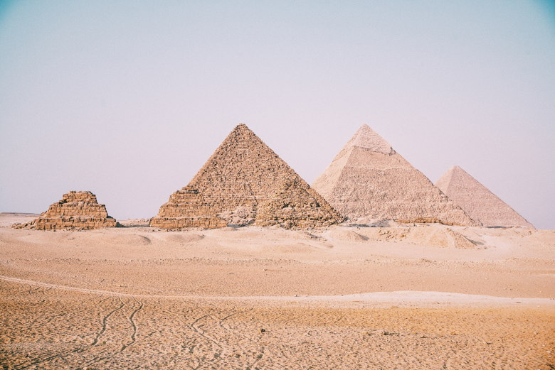 pirâmides de giza seguro viagem egito