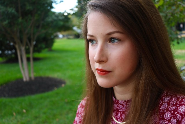 Claire Ashley For Makeup Meltdown
