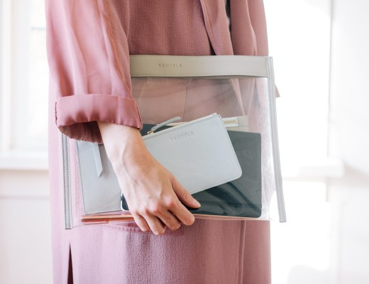 Truffle Clarity Clutch