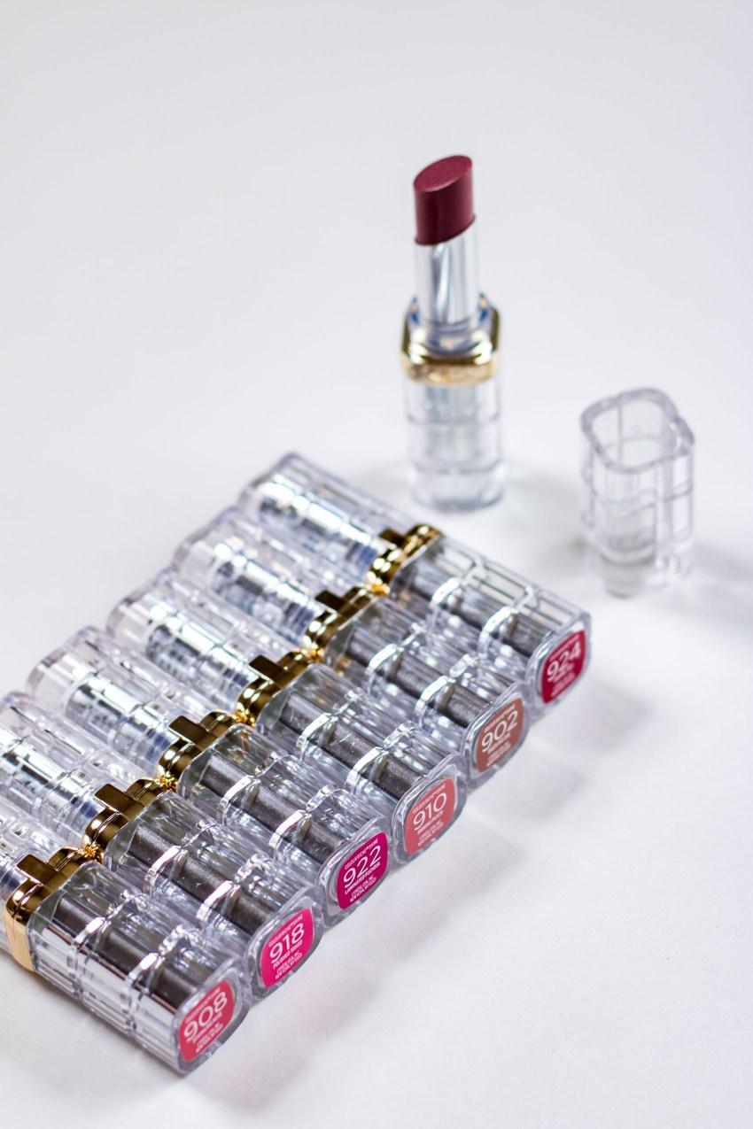 Loreal Color Riche Lipstick Review - www.viciloves.com - @viciloves1
