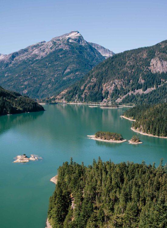 Driving To Lake Diablo - www.viciloves.com - @viciloves1