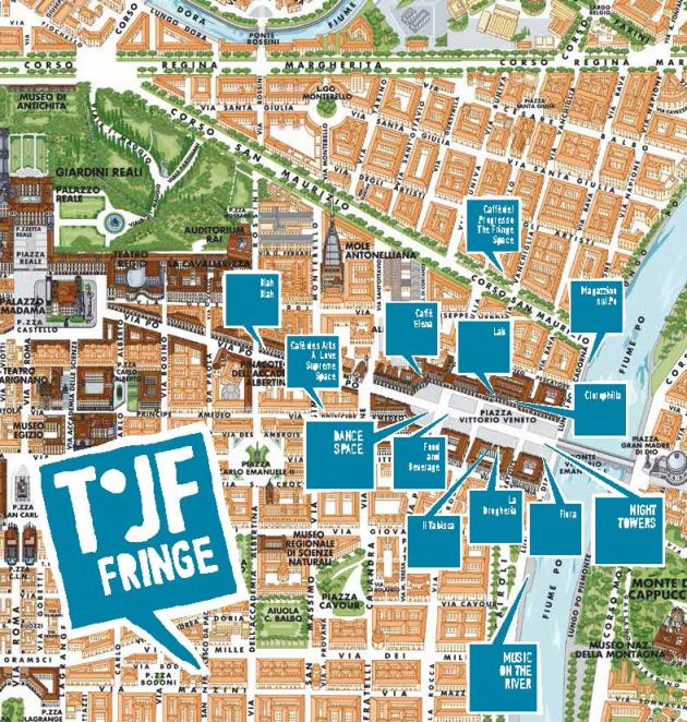FRINGE_map and venues