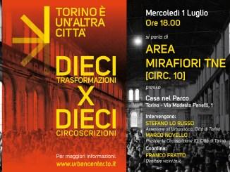 banner DIECIxDIECI - Mirafiori TNE