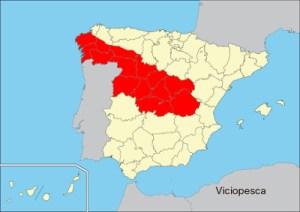 mapa lamprehuela