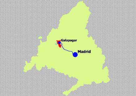 embalse de Valmayor