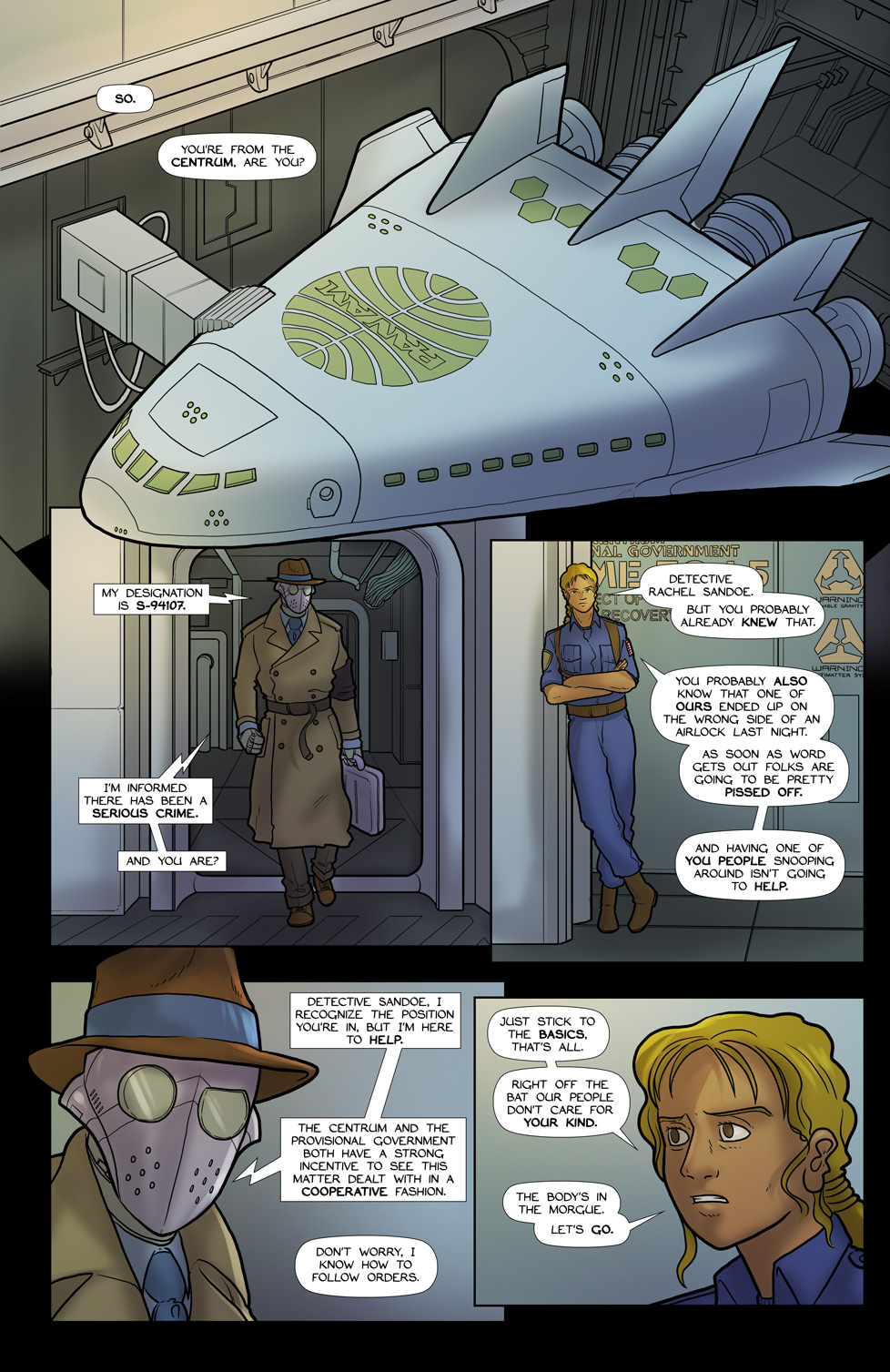 A Death at the Gates of Heaven – Page 2